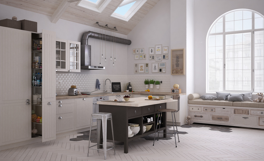 Quelle couleur utiliser pour une cuisine o acheter une Achetre meuble cuisine dans le 52
