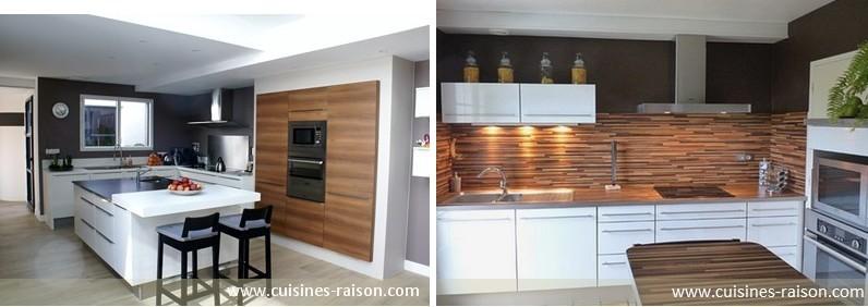 des exemples de cuisines authentiques iterroir. Black Bedroom Furniture Sets. Home Design Ideas