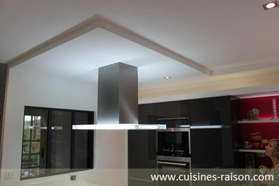 cuisine avec faux plafond orleans prix maison neuve bbc soci t vvxep. Black Bedroom Furniture Sets. Home Design Ideas