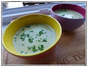 Soupe de lentilles aux feuilles de blettes version avec - Comment cuisiner des feuilles de blettes ...
