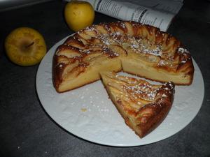 Gateau Au Yaourt Et Aux Pommes Recette Iterroir