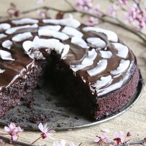 Fondant au chocolat et quinoa