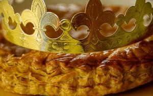 Galette des rois à la frangipane sans lactose & sans gluten