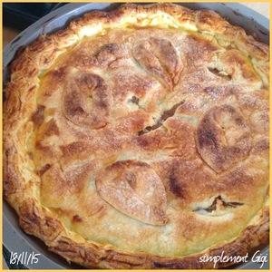 apple pie recette iterroir. Black Bedroom Furniture Sets. Home Design Ideas