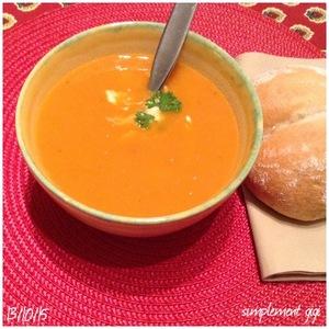 Potage aux tomates et jarret de b uf recette iterroir - Cuisiner un jarret de boeuf ...