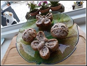 Muffins du printemps au thermomix
