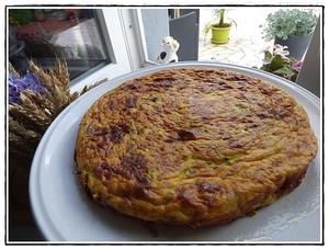 Flan de courgettes au mascarpone version avec thermomix - Cuisiner avec du mascarpone ...