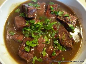 Saut de porc la sauge recette iterroir - Cuisiner des joues de porc ...