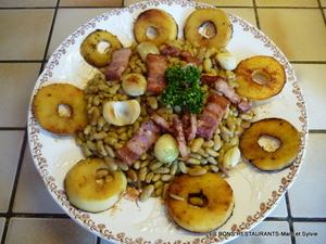 Flageolets aux pommes recette iterroir - Cuisiner des flageolets ...