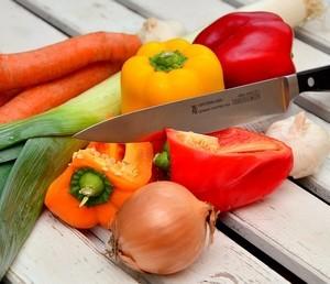 Pad thaï de légumes