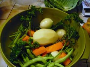 légumes de saison recettes