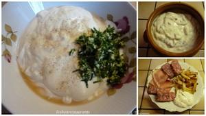 Bibeleskäs ou fromage blanc alsacien