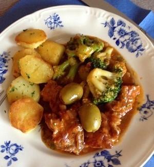 Blanquette de veau l 39 italienne ma fa on recette iterroir - Cuisiner la blanquette de veau ...