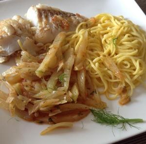 Cabillaud et fenouil au vin blanc recette iterroir for Cabillaud fenouil