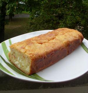 cake au saumon fum et la feta recette iterroir. Black Bedroom Furniture Sets. Home Design Ideas