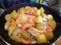 Choucroute de la mer l 39 alsacienne recette iterroir - Cuisiner choucroute cuite ...