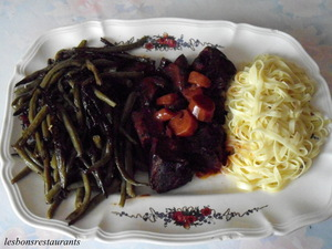 Civet de sanglier recette iterroir - Cuisiner le sanglier au four ...