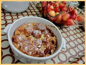 Clafoutis aux cerises coeur de boeuf recette iterroir - Cuisiner le coeur de boeuf ...