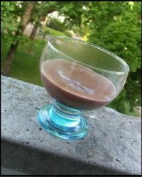 Fondant banane chocolat recette iterroir - Creme au chocolat maison ...