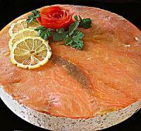 Entremets au saumon fum pour des ap ritifs dinatoires - Cuisiner saumon surgele ...
