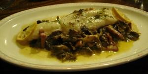 Filet de sandre sur lit de pleurotes recette iterroir - Cuisiner les pleurotes ...