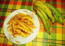 Frites de bananes plantain recette iterroir - Recette de cuisine cote d ivoire ...