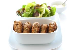 Galettes de patates douces
