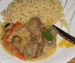 Blanquette de veau recette iterroir - Recette de cuisine blanquette de veau ...