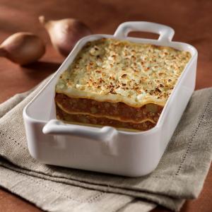 Lasagne façon moussaka