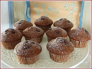 Muffins à la danette au Thermomix