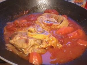 Mon osso bucco de veau sans gluten recette iterroir - Osso bucco veau recette ...