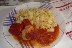 paupiettes de dinde sauce tomate et vin blanc recette. Black Bedroom Furniture Sets. Home Design Ideas