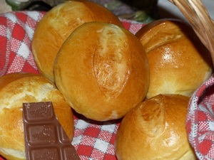Petits pains au lait recette iterroir - Recette petit pain au lait ...