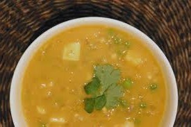 Soupe De Lentilles Corail Au Lait De Coco Recette Iterroir
