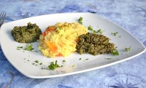 Tartare d'algue