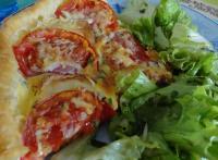 Tarte Au Thon Tomates Et Chevre Recette Iterroir