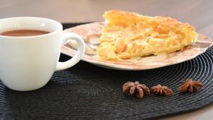 tarte aux pommes normande recette iterroir. Black Bedroom Furniture Sets. Home Design Ideas