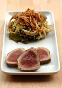 Thon rouge en cro te d 39 pices recette iterroir - Cuisiner le thon rouge ...