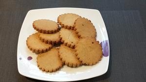 Spéculoos sans gluten et sans lactose