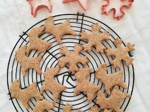 Spéculoos aux épices de Noël
