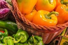 Le poivron un excellent l gume d 39 t iterroir for Entretien poivron jardin