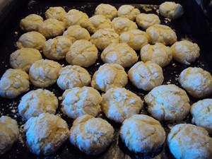 recette - Biscuits tendres au citron
