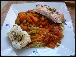 Couscous de poisson au thermomix