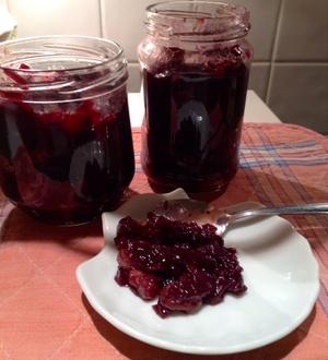 confit d 39 oignons rouges et raisins secs recette iterroir. Black Bedroom Furniture Sets. Home Design Ideas