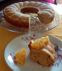 G teau au mascarpone l 39 orange avec sp culoos recette - Cuisiner avec du mascarpone ...