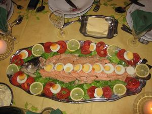 Saumon belle vue recette iterroir - Recette de viande pour le reveillon ...
