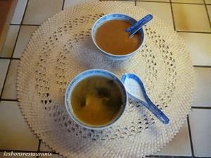 soupe miso recette iterroir. Black Bedroom Furniture Sets. Home Design Ideas