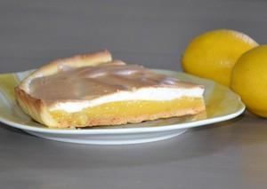 Recettes de desserts classiques iterroir - Tarte au citron meringuee facile ...