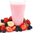 Recette-smoothie-fruits-rouges-banane-orange
